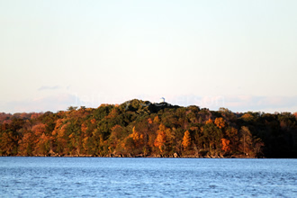 The Hudson in Fall 2