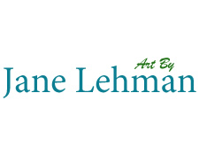 Art By Jane Lehman Logo
