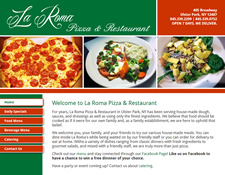 La Roma Pizza & Restaurant