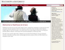 Matthews and Grieco