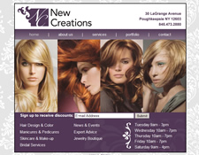 New Creations Hair Salon