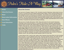 Pedro's Hide-A-Way