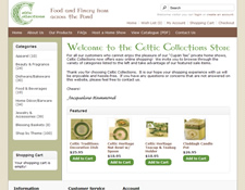Celtic Collections Online Store