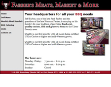 Farber's Meats, Market & More